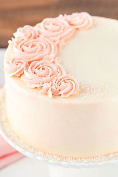 25 Best Homemade Wedding Cake Recipes From Scratch How To Make A Wedding Cake