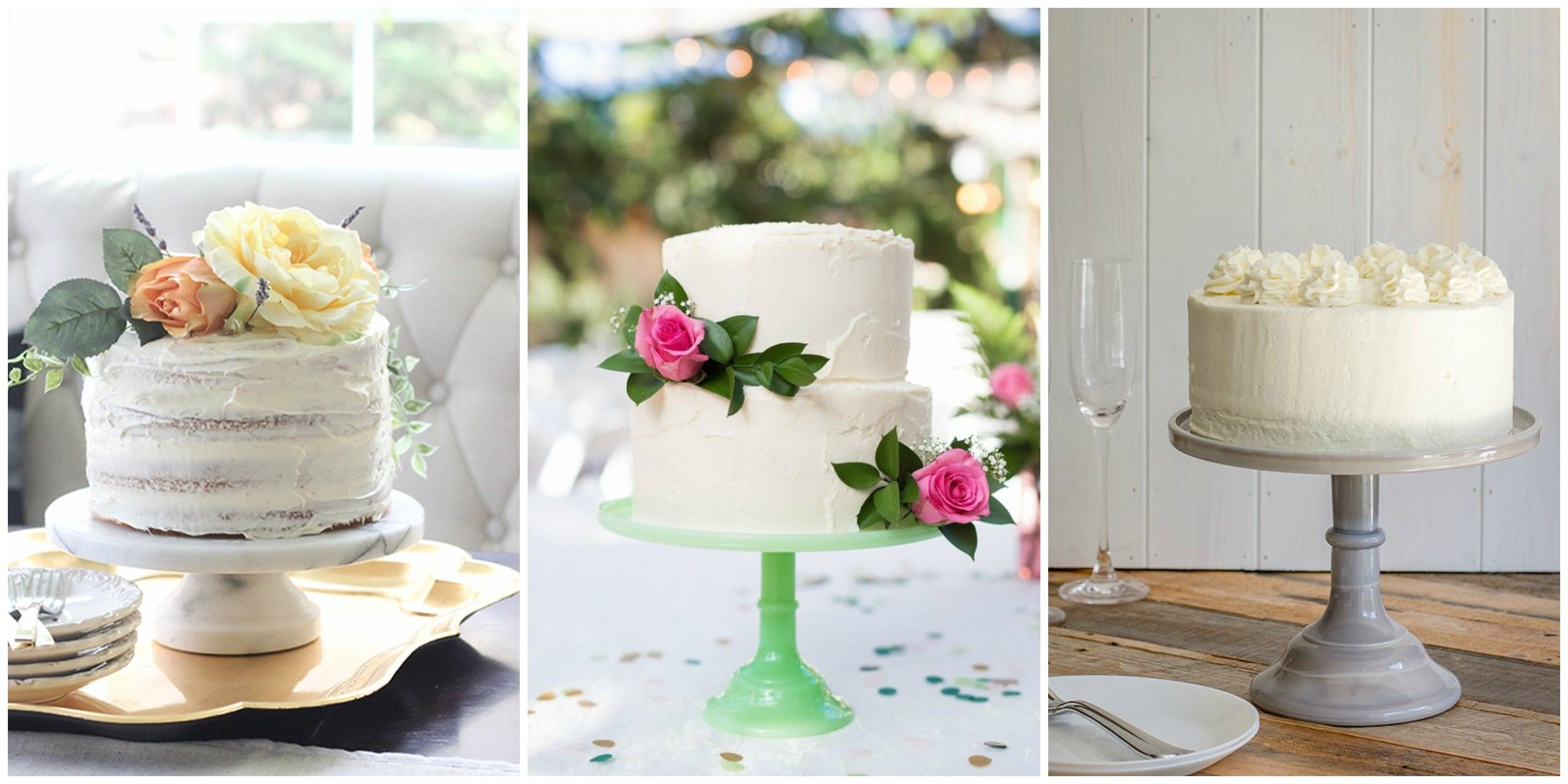 25 Best Homemade Wedding Cake Recipes from Scratch - How to Make a ...
