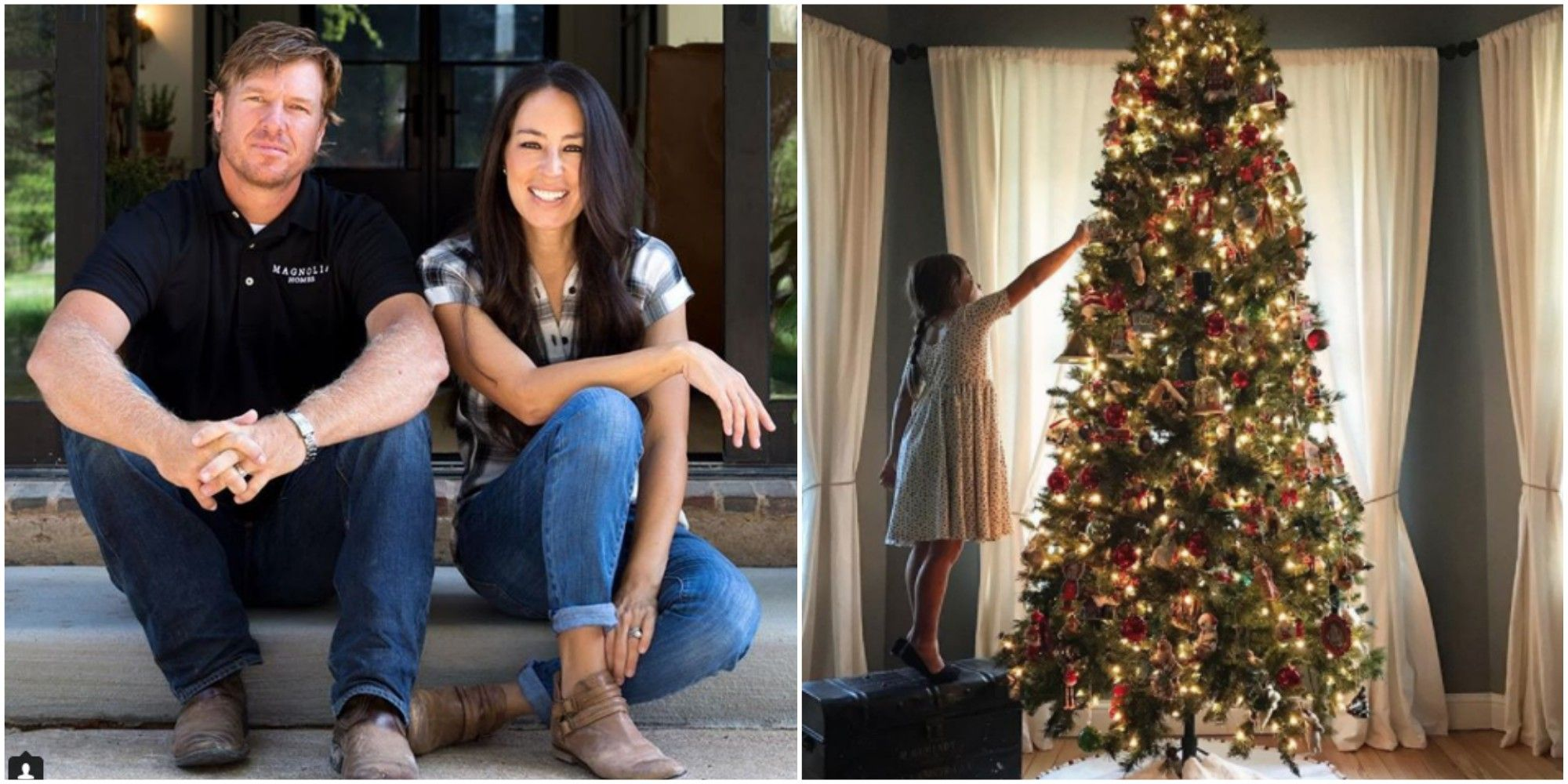 Joanna Gaines Christmas How Chip And Joanna Decorate For The Holidays