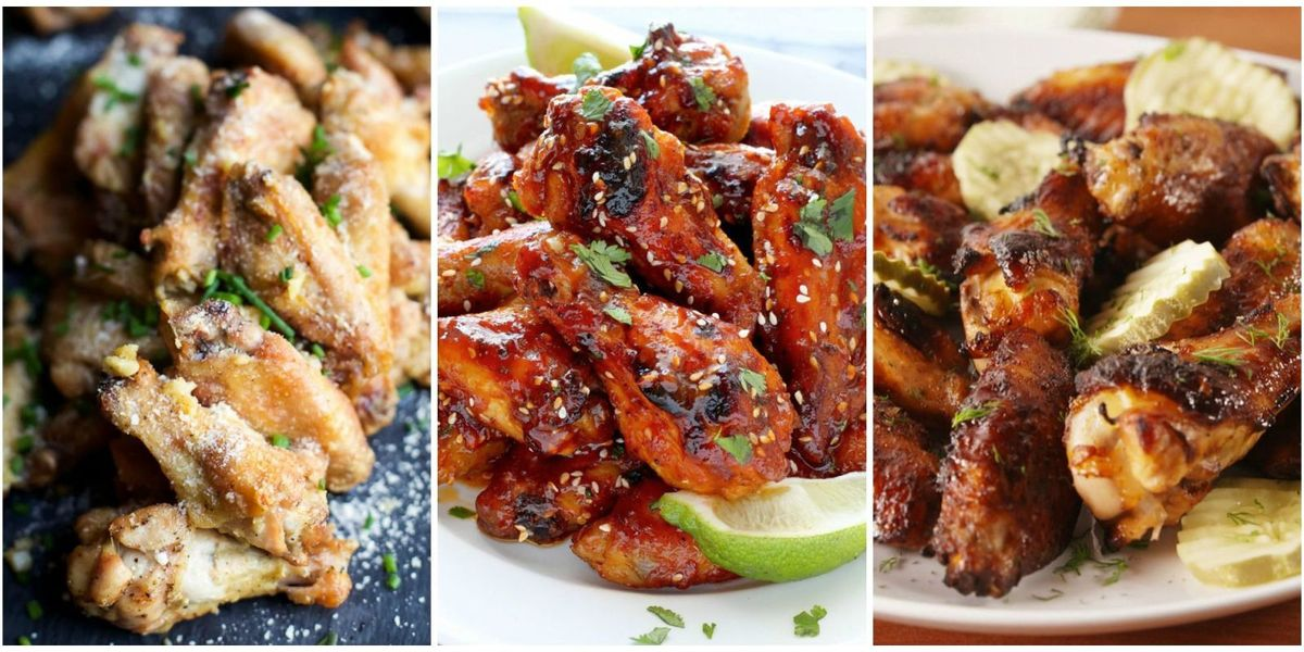 10 Best Chicken Wing Recipes How To Make Easy Chicken