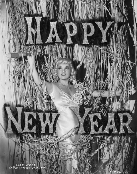 new year's eve traditions mae west tinsel