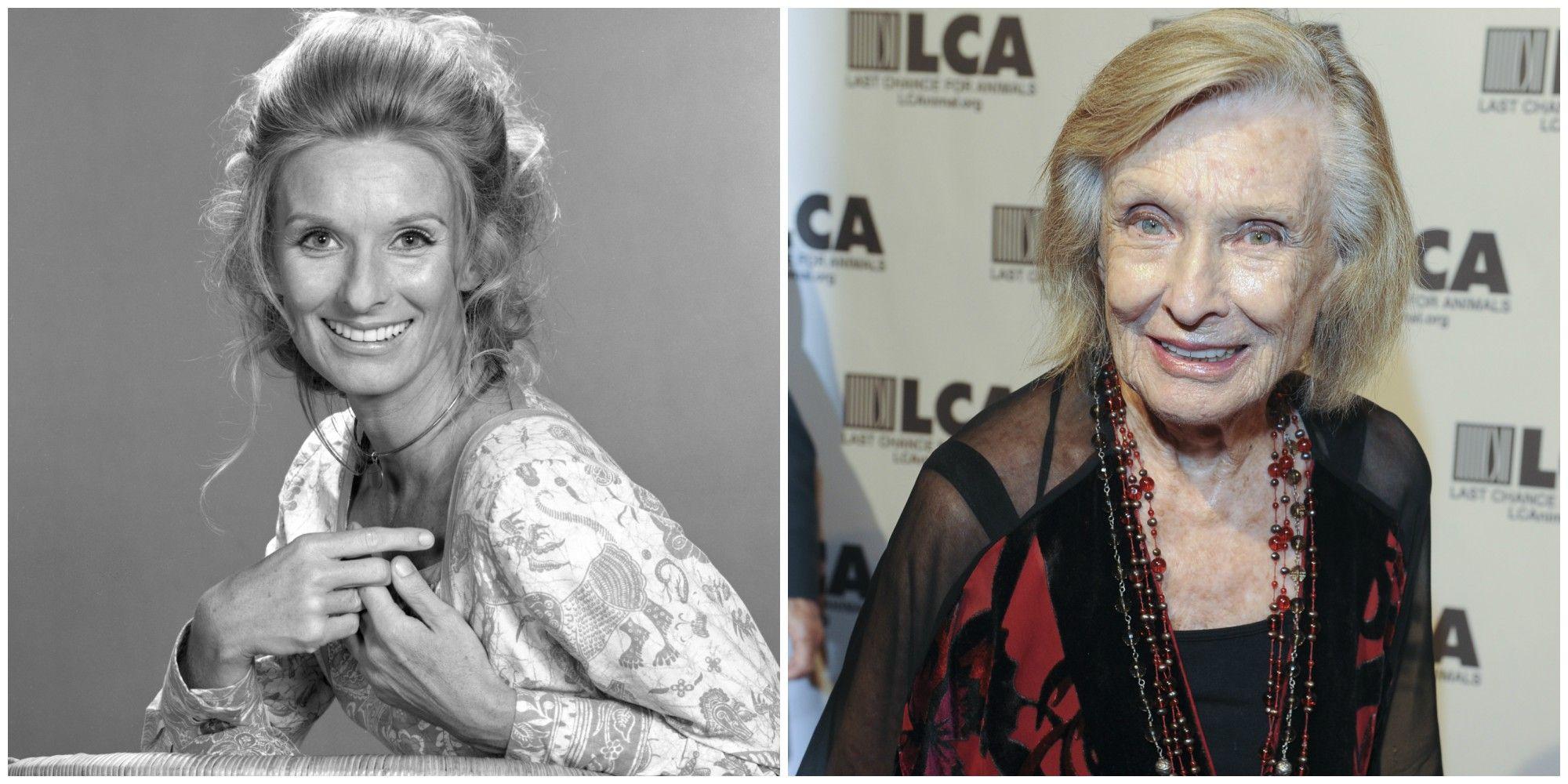 Photos of Old Celebrities - Movie Stars Over 80