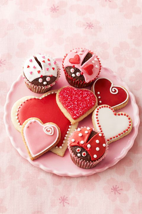 45 Best Valentine S Day Cookies And Cupcakes Recipes