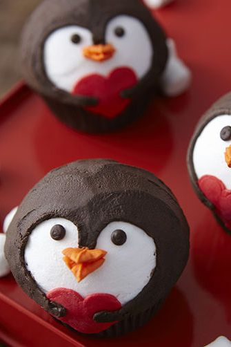 45 best valentine's day cookies and cupcakes recipes - country living, Ideas