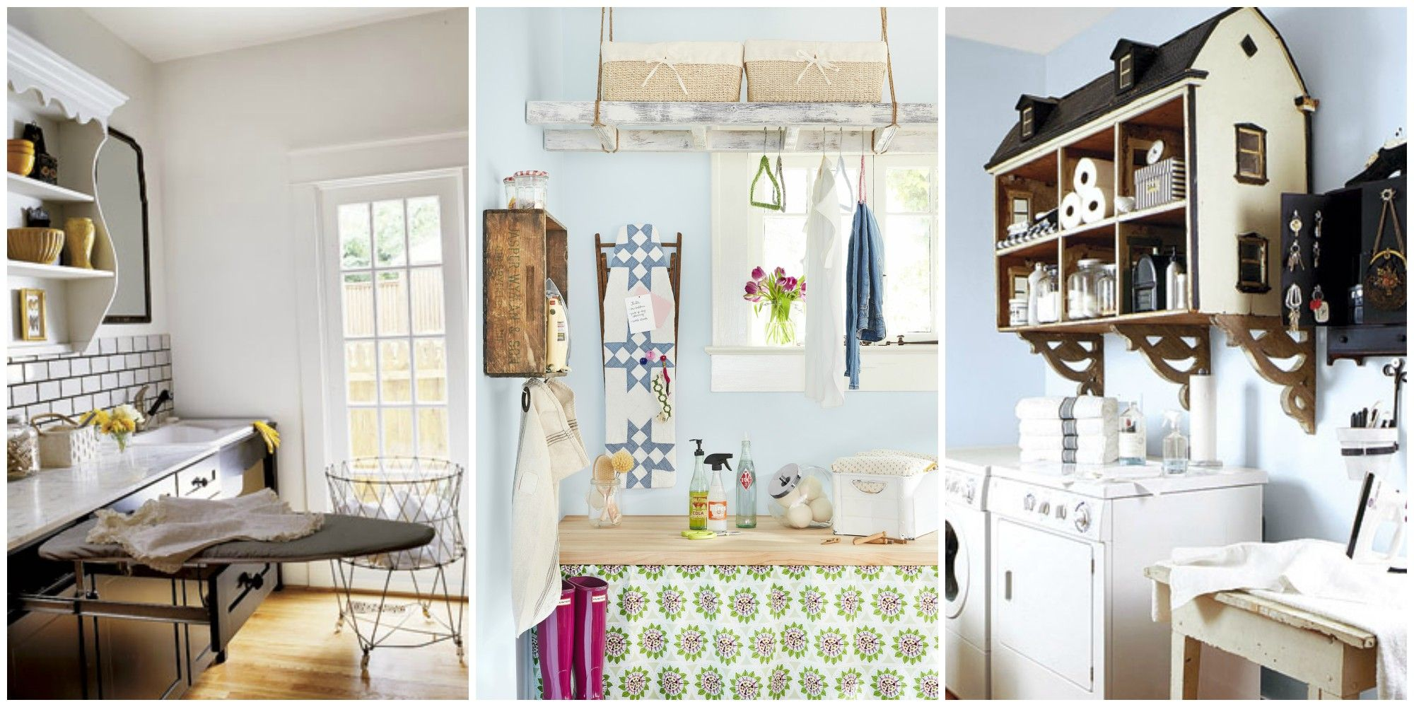 Organization for Laundry Rooms
