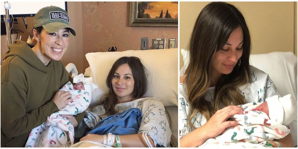 Joanna Gaines Sister Has Her Sixth Baby Joanna Gaines