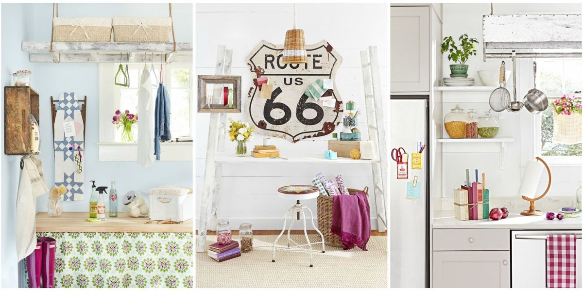 35 Clever Ways To Upcycle Flea Market Finds Into Stylish