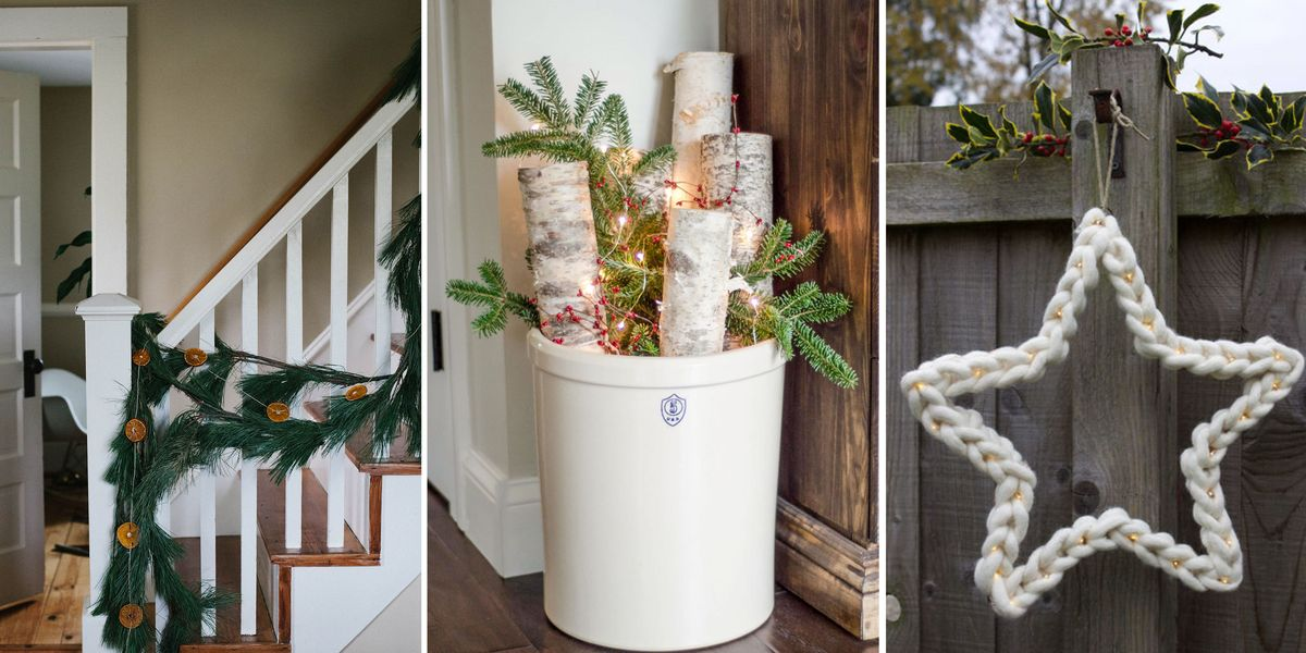25 Cozy Winter Decorating Ideas That Aren't Red and Green