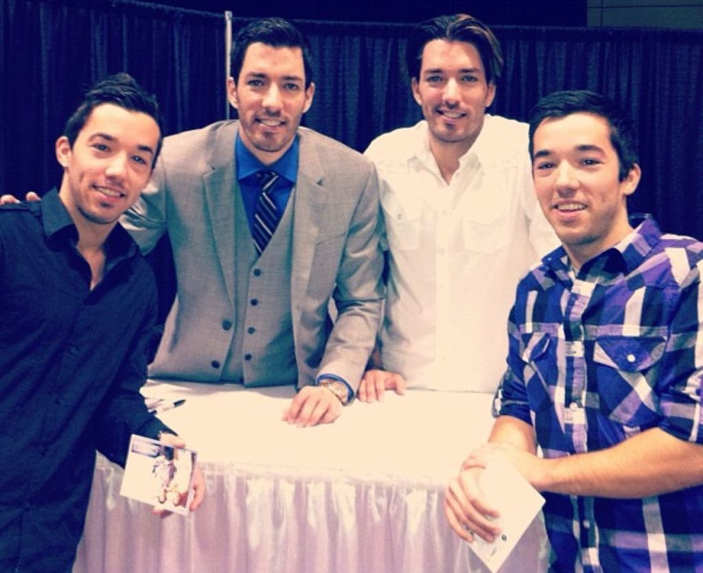 The property brothers on dating an identical twin