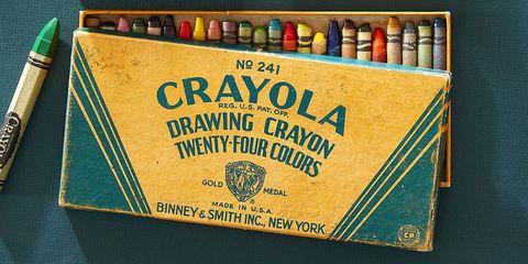 history of crayola