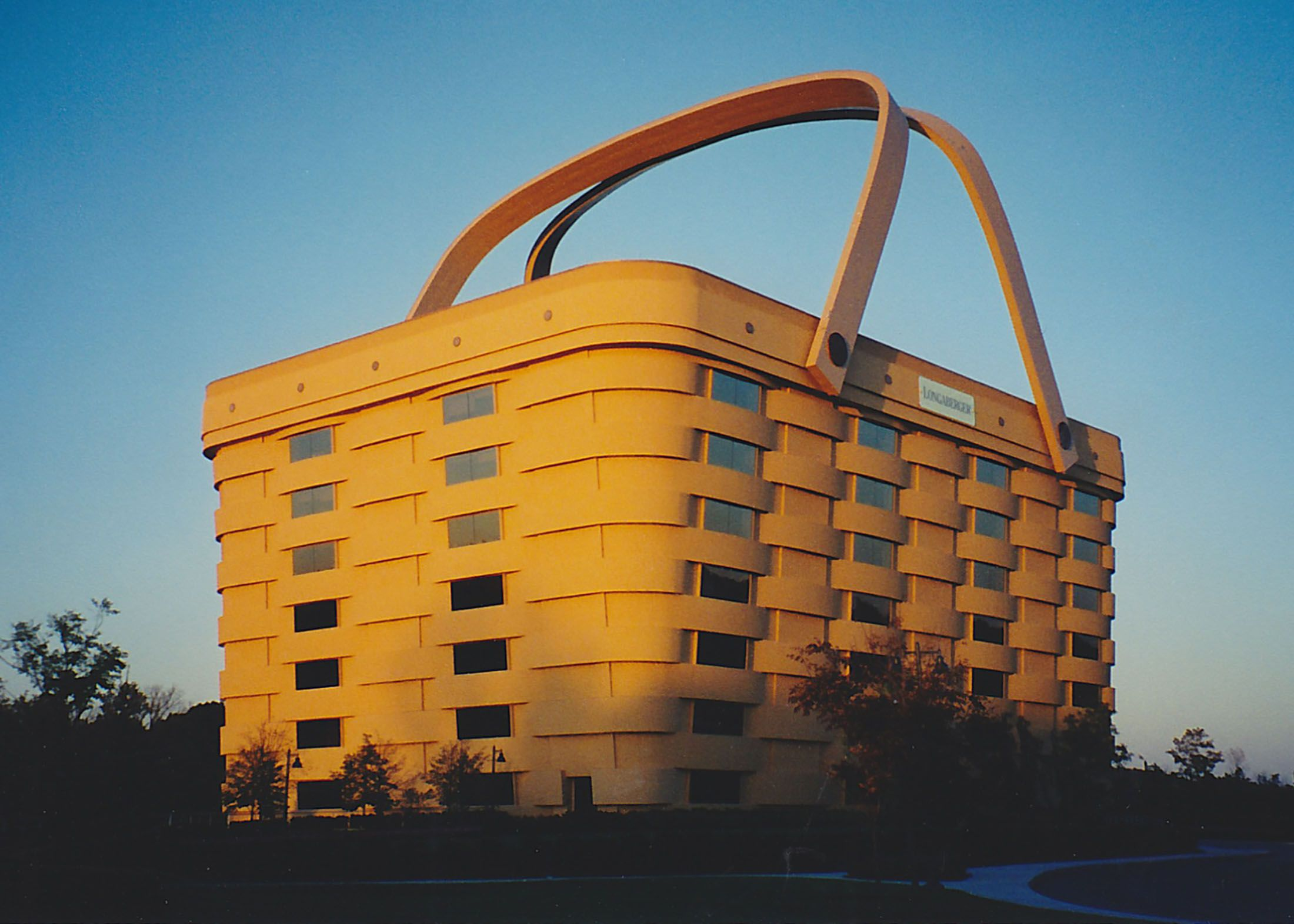 The Longaberger Basket Building Just Sold For $6 Million Less Than Its  Original Asking Price