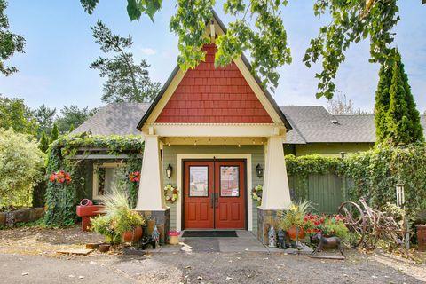 oregon craftsman house