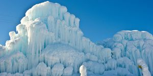 ice castles, minnesota, travel