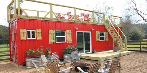 backcountry shipping container homes