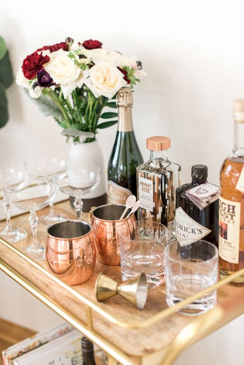 73431dd9c 8 Stock-the-Bar Bridal Shower Ideas - How to Host a Stock-the-Bar ...