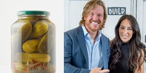 chip and joanna gaines pickle juice trick