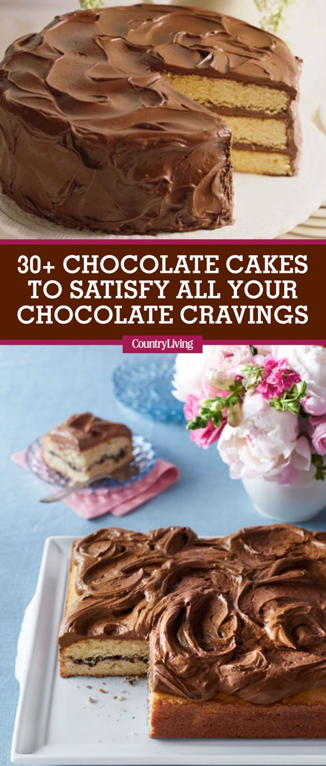 Countryliving Food Drinks Recipes A Praline Turtle Cake
