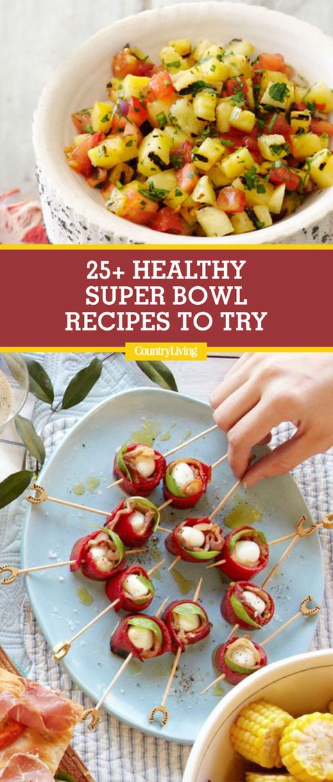 25 healthy super bowl food recipes healthy football game day save these ideas save these healthy super bowl forumfinder Image collections