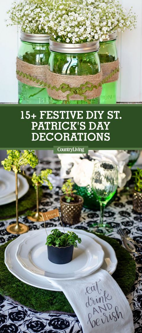 Image Save These Ideas St Patrick S Day Decorating