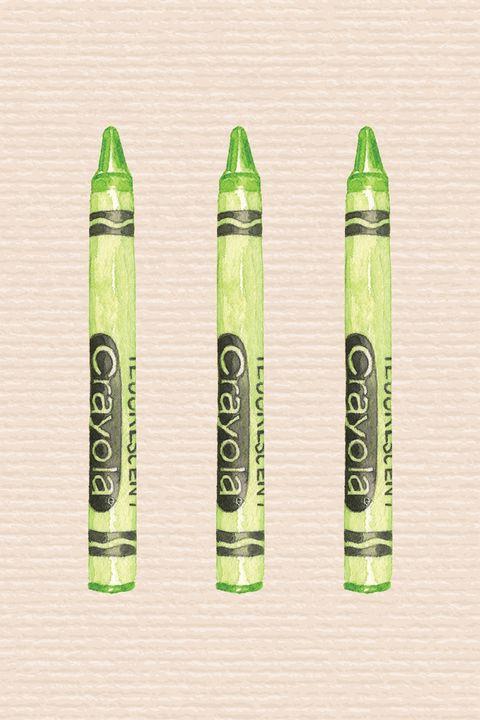 ultra green fluorescent