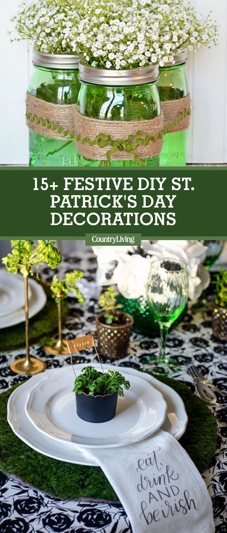 decor saint wallpapers little frankenstein st s cute shamrocks decorations patricks crazy patrick day