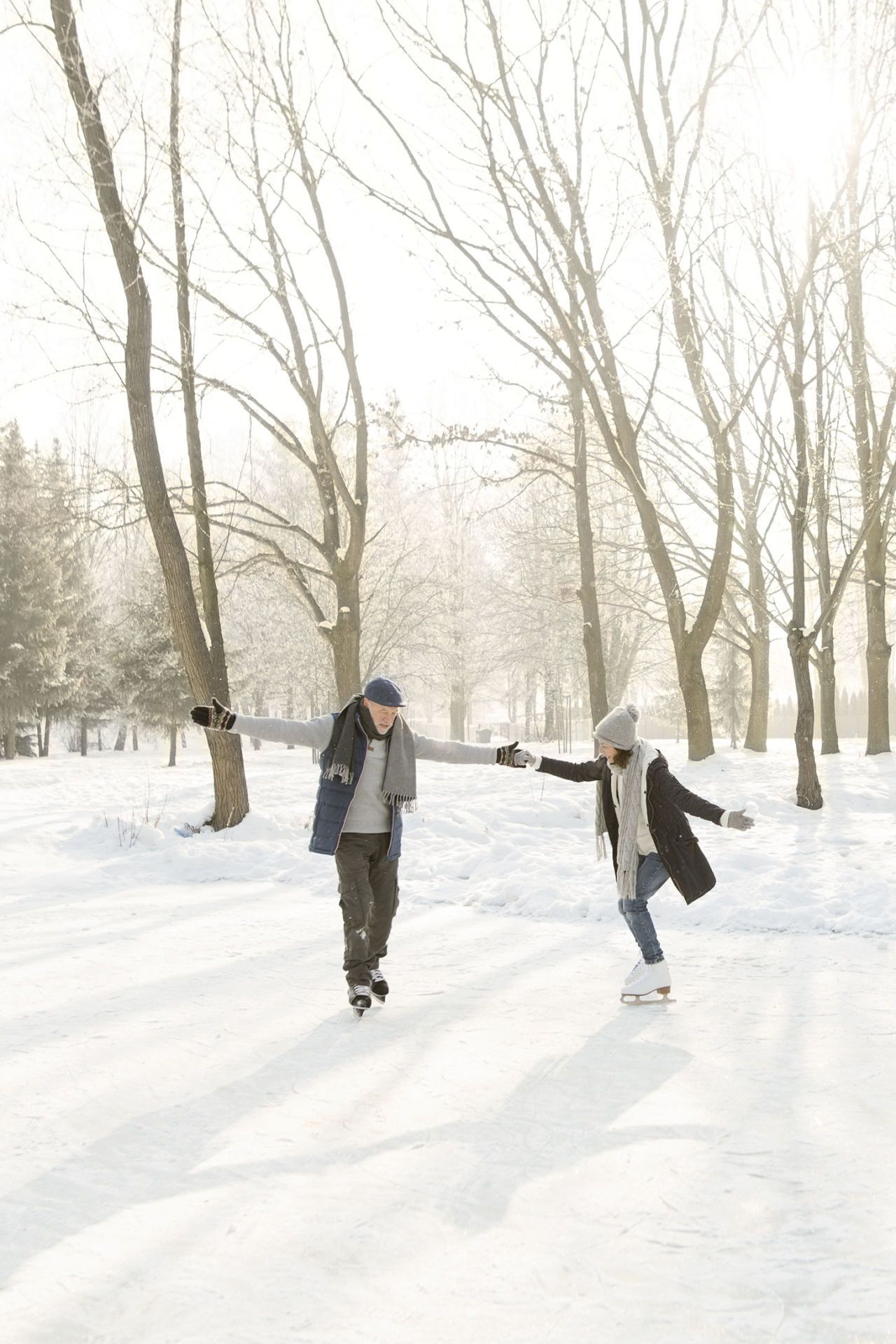 Dating ideas in winter time