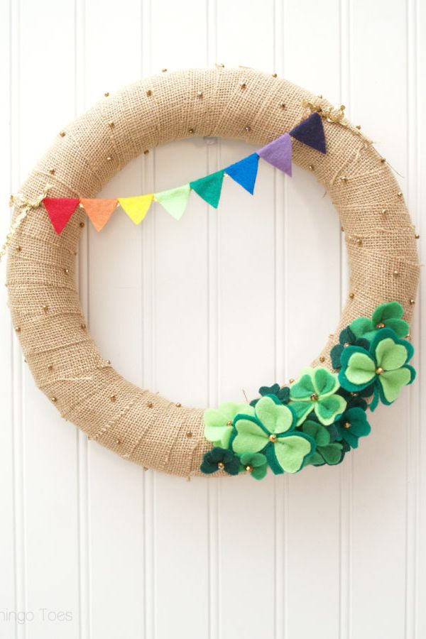 15 DIY St Patricks Day Decorations Easy Party Decorating Ideas