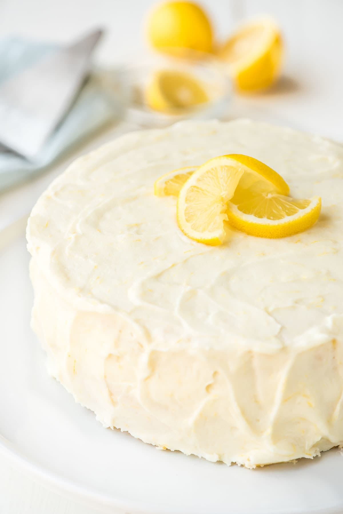 15 Best Lemon Cake Recipes - How to Make Lemon Cake from Scratch