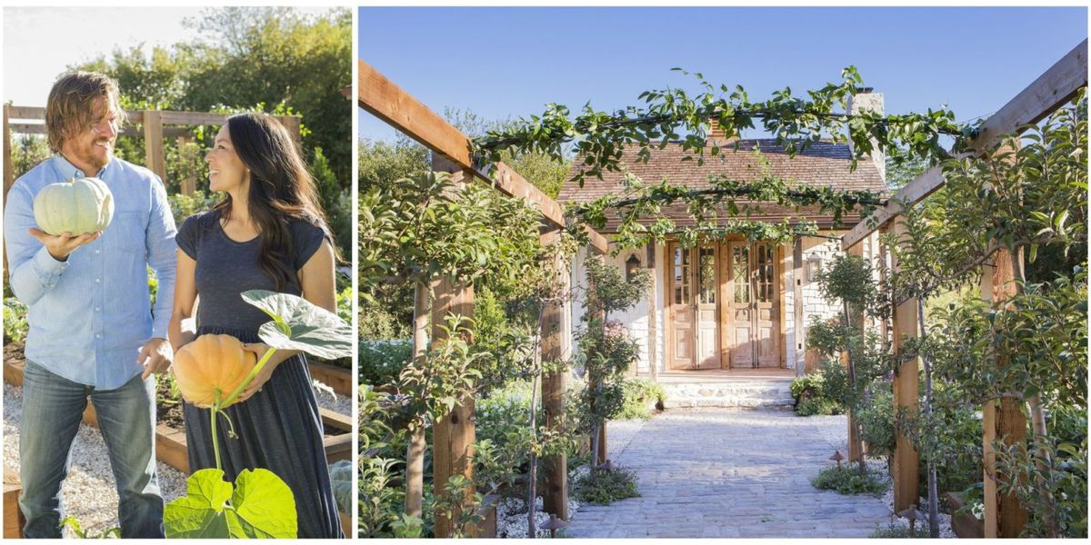 Hgtv Announces Joanna Gaines Garden Special Chip And