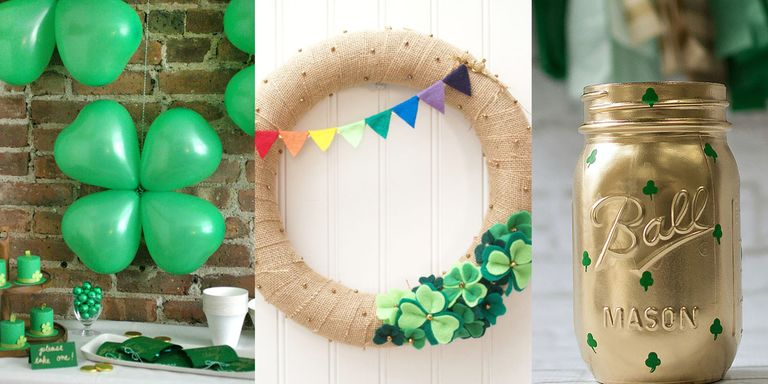 15 diy st patrick 39 s day decorations easy party for St patricks day decorations for the home