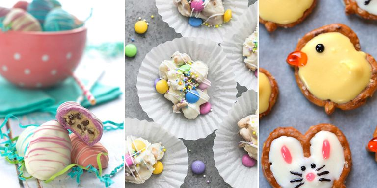 23 homemade easter candy recipes diy easter candies homemade easter candy recipes negle Choice Image