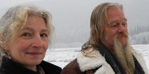 Ami and Billy Brown from Alaskan Bush People