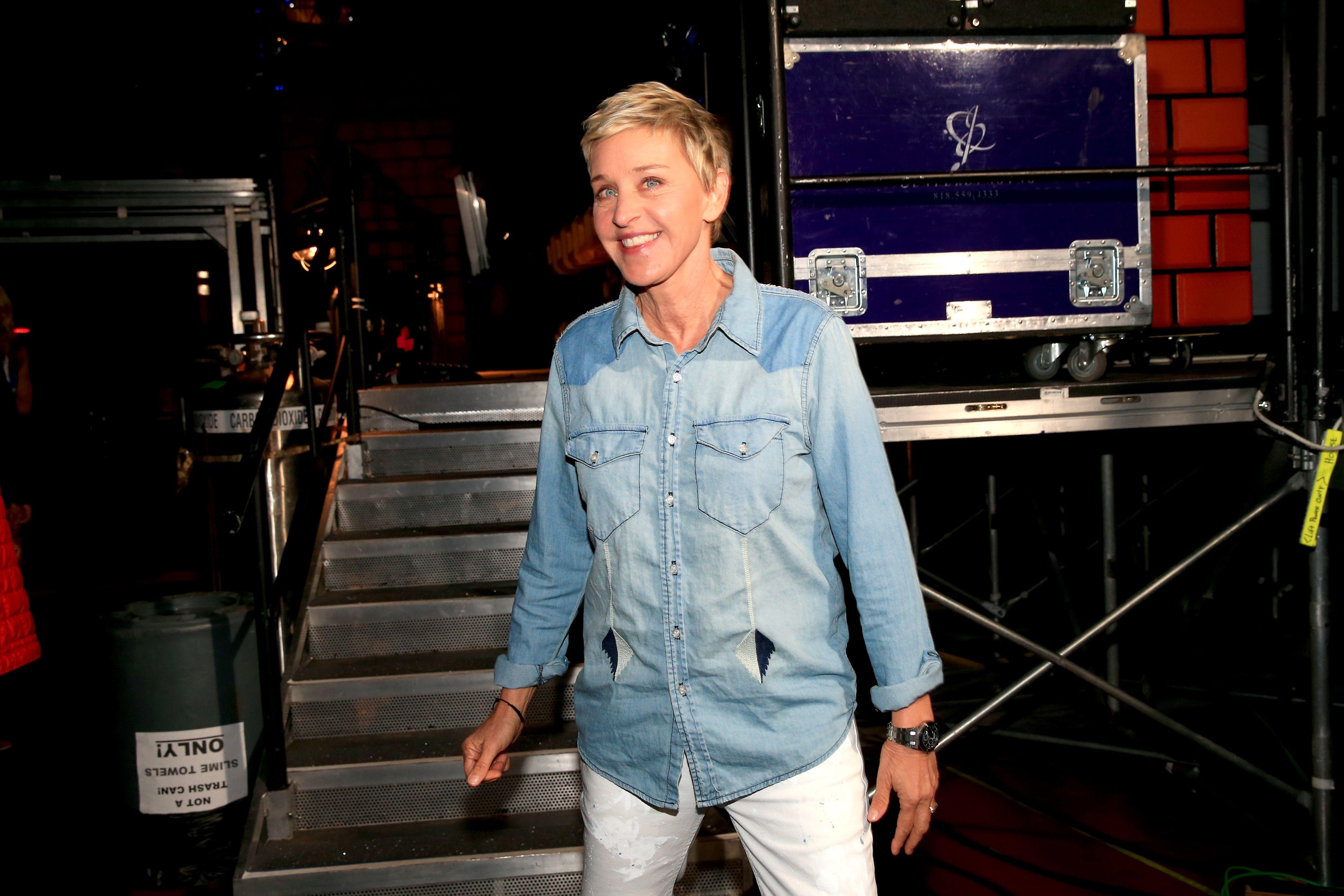 Ellen birthday giveaways 2018