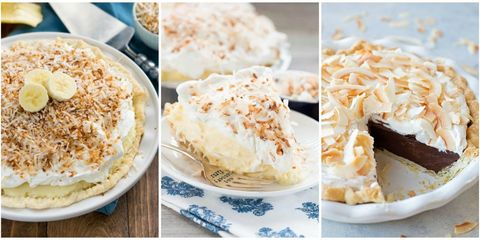 easy coconut cream pie recipes