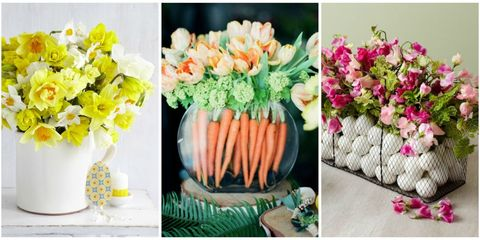 12 beautiful easter flowers and arrangements easy easter centerpieces easter is a time to celebrate new beginnings and nothing says new like a vase of fresh spring flowers create your arrangement with seasonal blooms like mightylinksfo