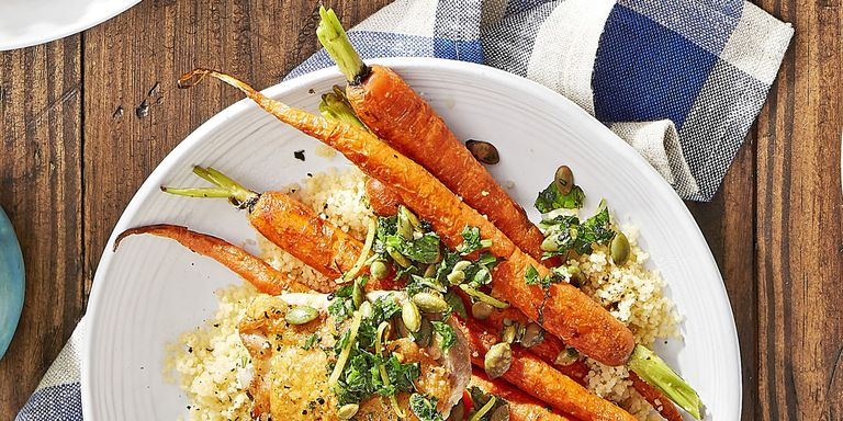 13 best carrot recipes how to cook carrots looking for vegetable side dishes up your veggie intake this easter sunday with these easy and delicious carrot recipes for more easter meal inspiration forumfinder Choice Image