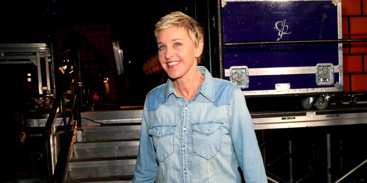 Ellen Degeneres Is Turning 60 And People Can T Believe It Ellen Degeneres Age