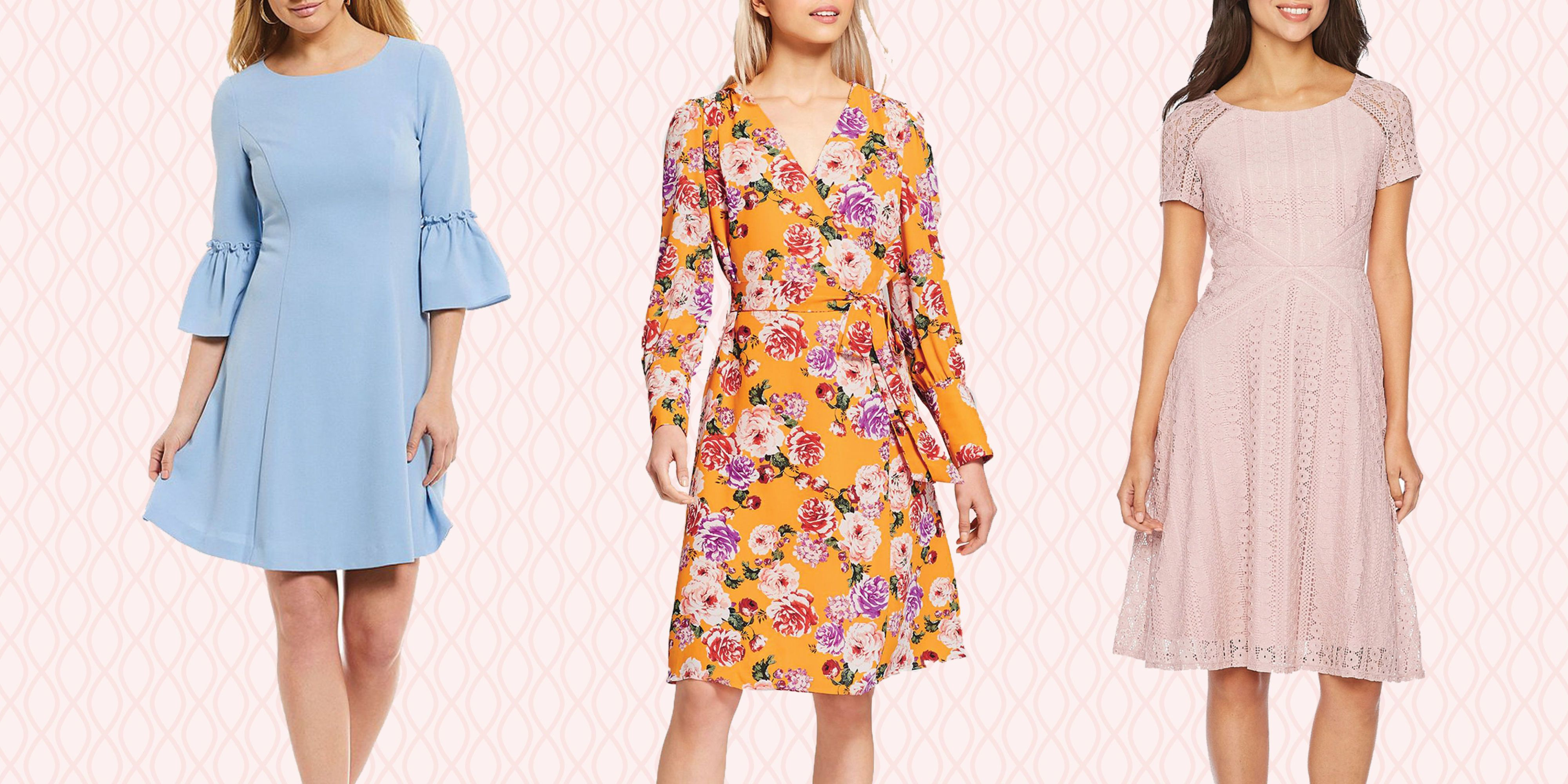 Easter Dresses with Sleeves