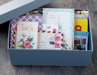 Memory Boxes Ideas How To Make A Memory Box
