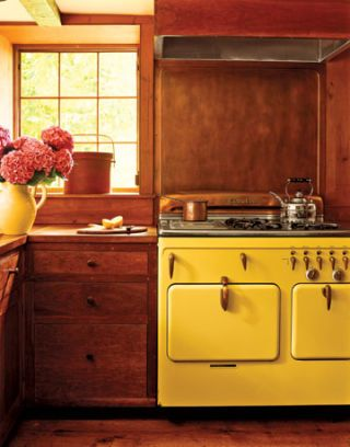 Finding Antique Stoves