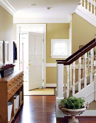 Colonial Revival with Period Accurate Moldings