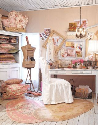 furnish a craft room