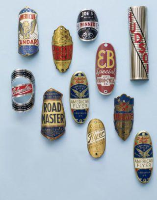 head badges