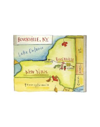 bouckville new york map