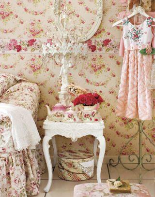 floral bedroom prints