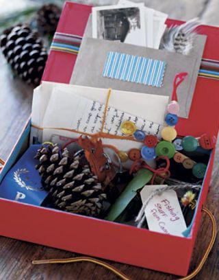 memory box keepsakes