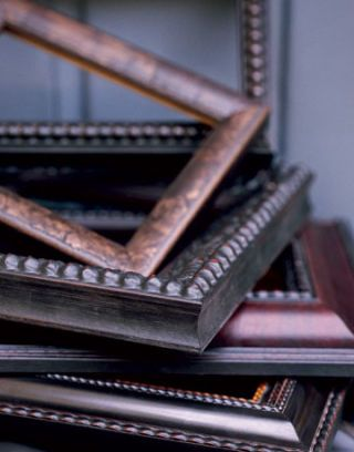 picture frames inspired by Dutch and French