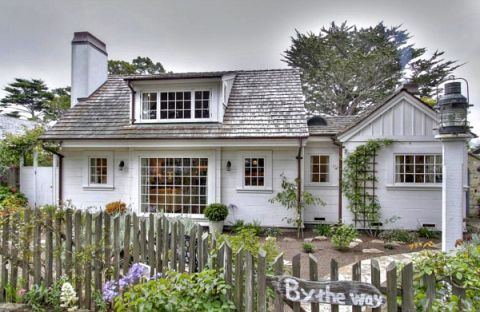 Carmel by the Sea 1920s Cottage - California Cottage ...