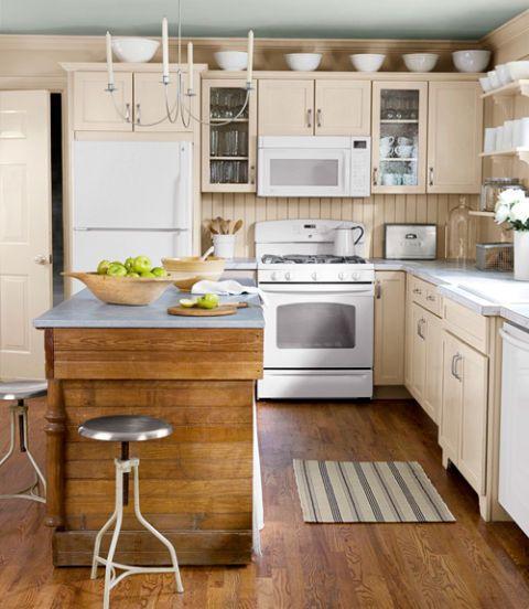 Wood, Room, Floor, Home, Flooring, Major appliance, Interior design, Kitchen, Kitchen appliance, Furniture,