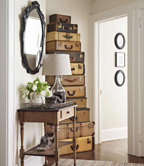 Home Ideas For Small Spaces: 30 Small Space Decorating Ideas